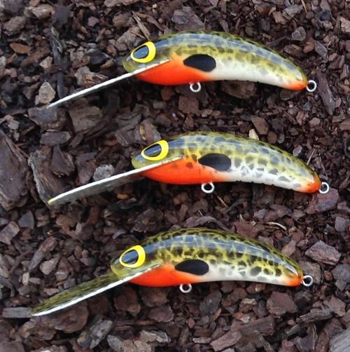 Mark A Lures Creekycallop Deep Cod