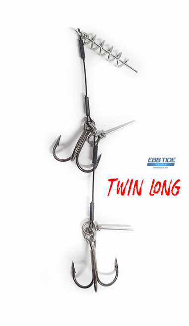 Swimbait Rig Twin Hook