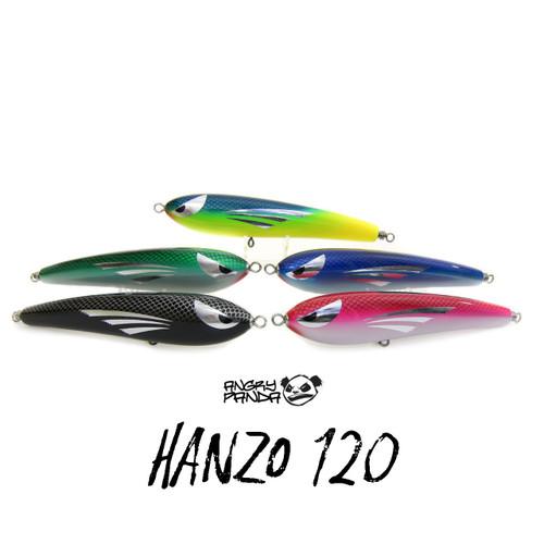 Angry Panda Hanzo 120 stickbait