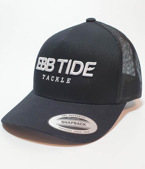 Ebb Tide Snapback 3-D Cap (Black)