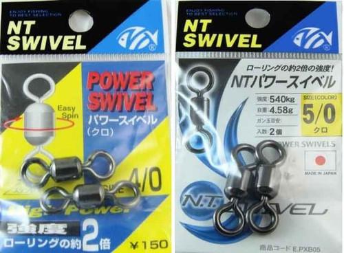 NT Power Swivels