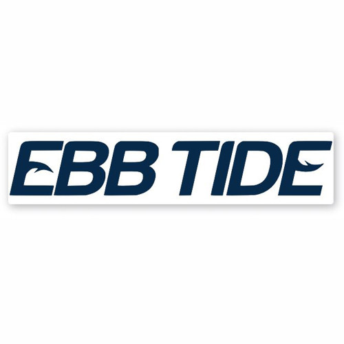 Ebb Tide Logo Decal