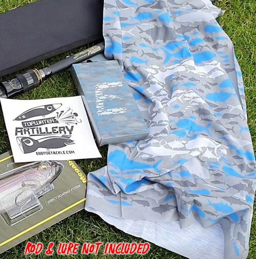 Ebb Tide Topwater Artillery Pack