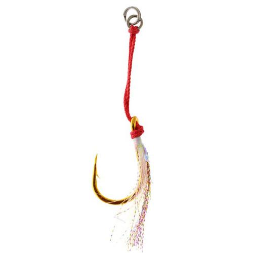 Catch Jig Assist Hooks 11/0 GLOW
