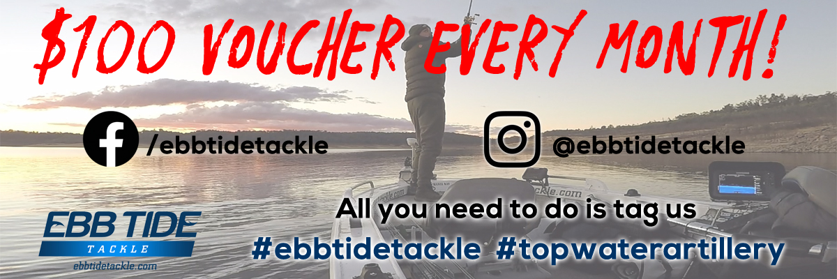 Ebb Tide Tackle! GT, Bluewater, topwater, native & lure