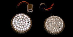 Dynamic Ringz™  Bullet Style Turn Signal LED Inserts