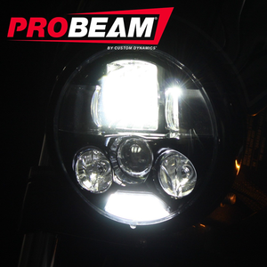 """5.75"""" ProBEAM® LED Headlamp for Indian® Scout®"""
