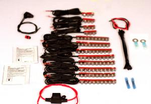 Stingerz  Sport Bike Kit: (84 LED)