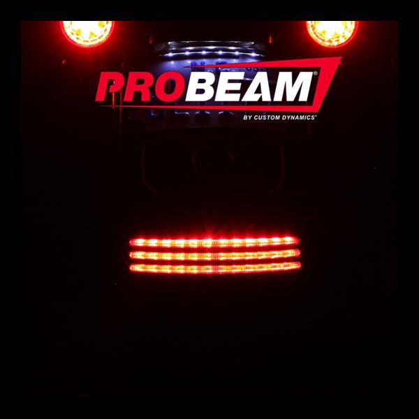 PROBEAM® DUAL INTENSITY LED TRIBAR