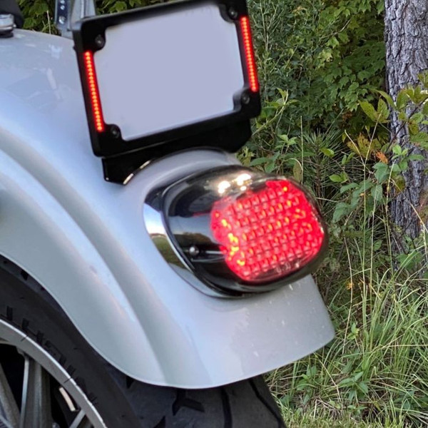 LOW PROFILE LED TAILLIGHT