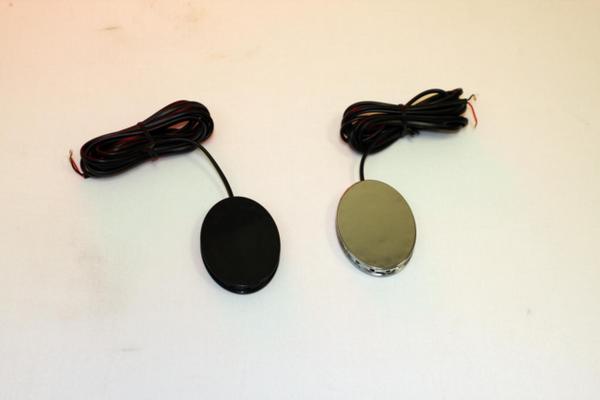 Stingerz® Wheel Lights - Chrome Case