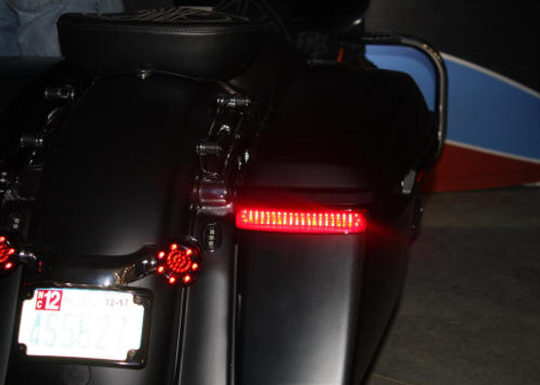 Saddlebag HD Lights ('97 - '13)