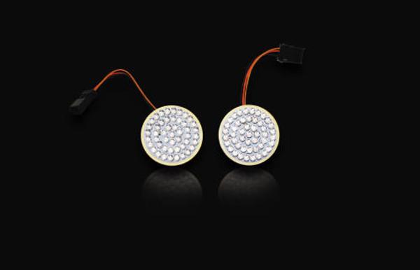 Bullet Style Turn Signal LED Inserts