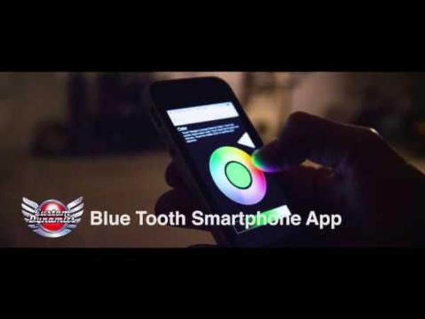 MAGICAL WIZARDS™ FULL SPORT BIKE KIT w/ Bluetooth Remote