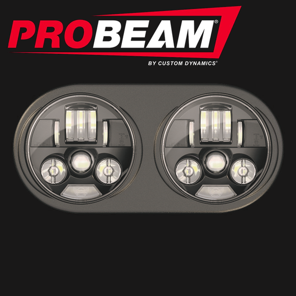 PROBEAM® LED HEADLAMP FOR ROAD GLIDE®