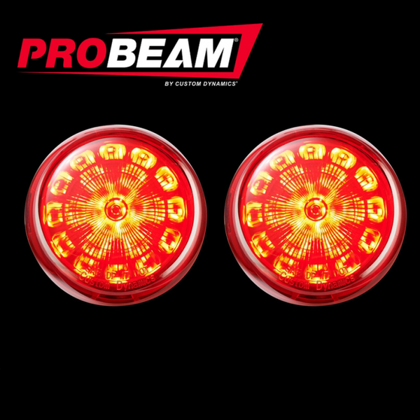 PROBEAM® RED LED TURN SIGNAL FOR INDIAN®