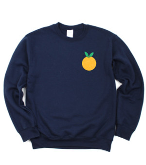 Crewneck Sweatshirt (Navy)