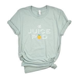 Unisex Logo Tshirt  (Pick Your Own Shirt Color)