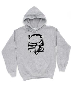 Unisex Hooded Sweatshirt (Roman the Warrior)