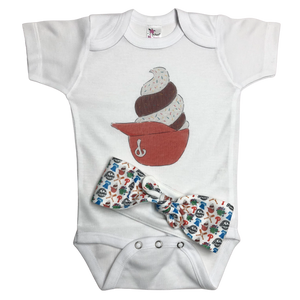 Philly Baseball Baby Set