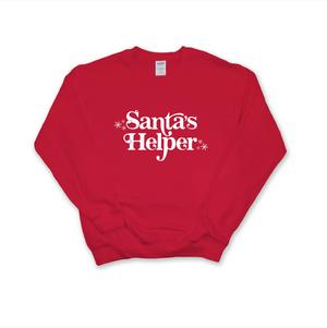 Santa's Helper (Sweatshirt)