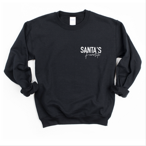 Santa's Favorite (Sweatshirt)