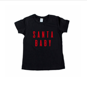 Santa Baby (Tee)