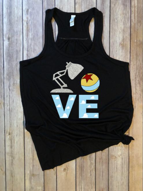 LOVE (Pixar)...