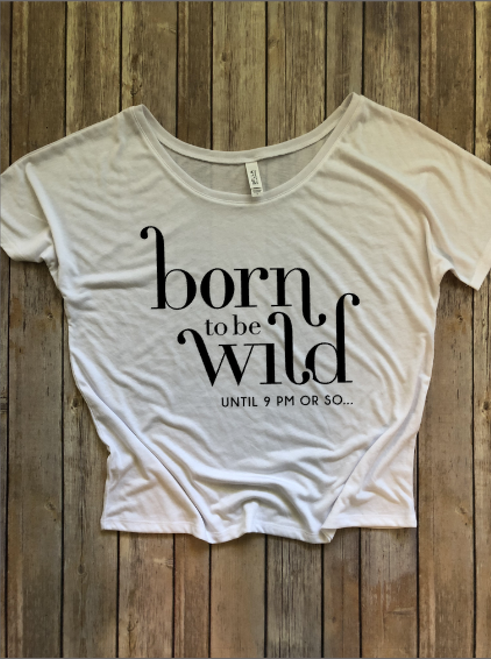 Born to be Wild..