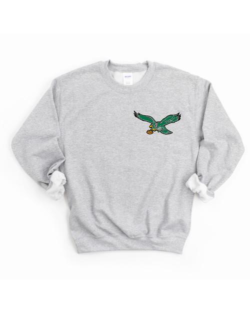 Sweatshirt w/ Eagle