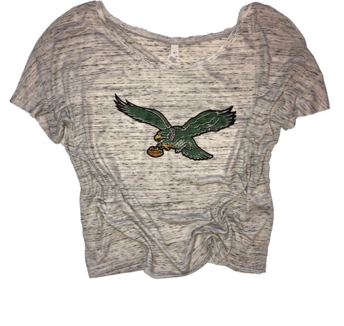 The Original Eagle (Marble Women's Slouchy Tee)
