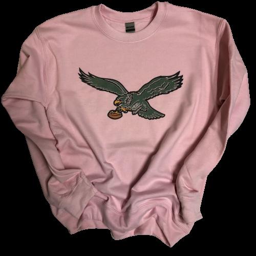 Pink Eagles Sweatshirt