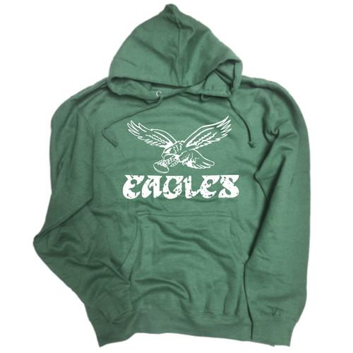 Vintage Eagles Hoodie