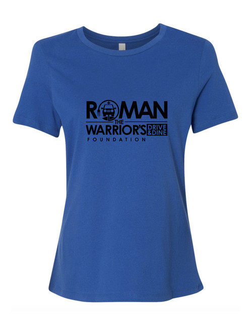 Women's Relaxed Fit T-shirt (Roman Foundation)
