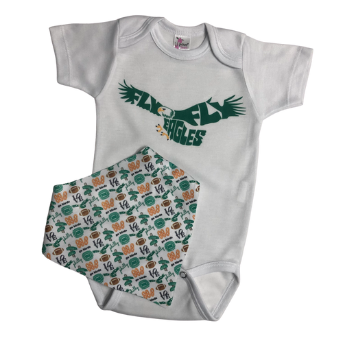 Fly Eagles Fly Baby Set