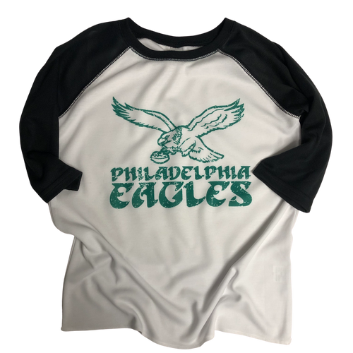 Vintage Eagle Raglan (Youth)