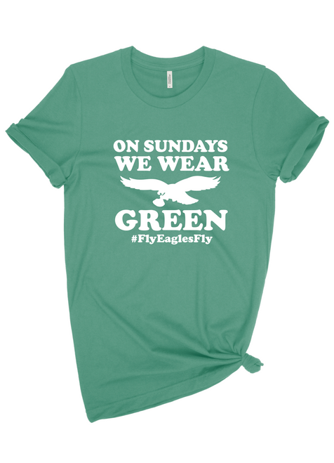 On Sundays (Unisex Fit - Adult)