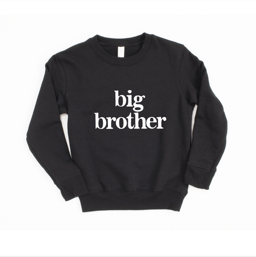 Big Bro Crewneck Sweatshirt