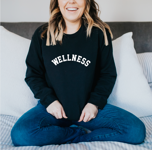 Wellness Crewneck