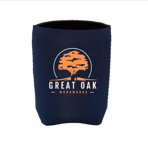 Drink Koozie  (Great Oak Woodworks)