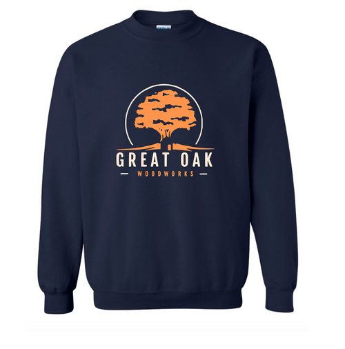 Unisex Crewneck Sweatshirt (Great Oak Woodworks)