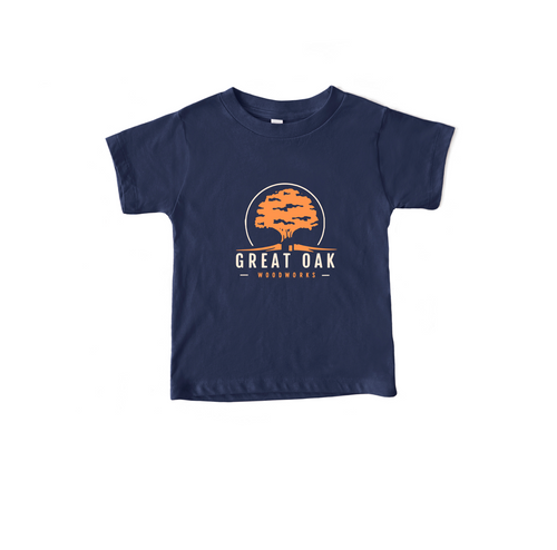 Kids T-shirt (Great Oak Woodworks)