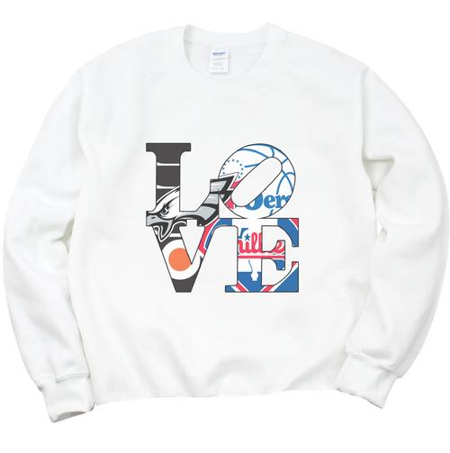 LOVE Sports Sweatshirt