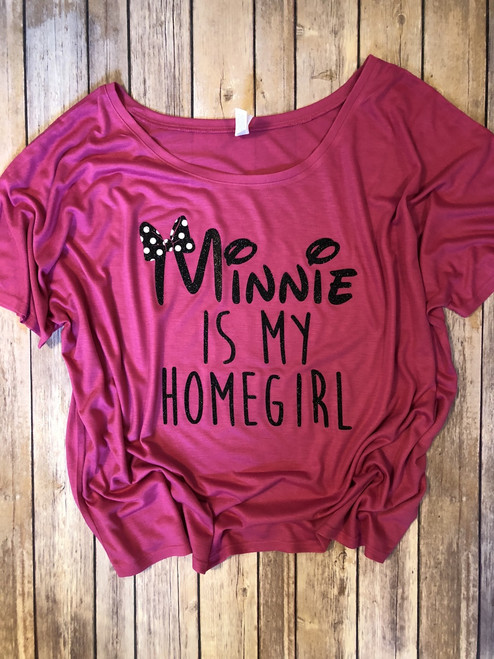 Minnie is my Homegirl...