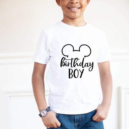 Birthday Boy (Mickey)