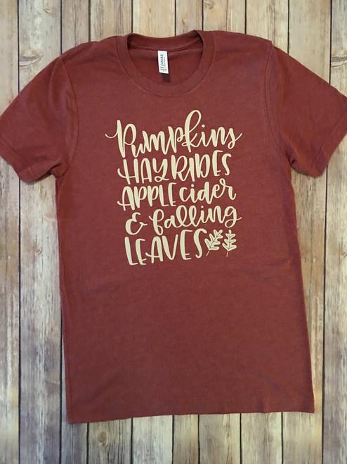 Fall Favorites...