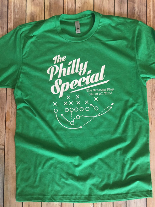 Philly Special...