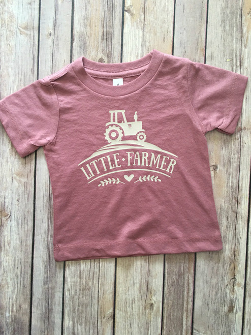 Little Farmer...