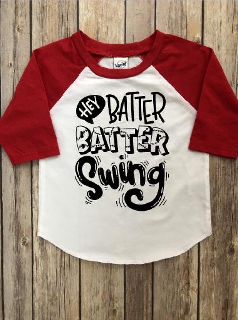 Swing Batter...