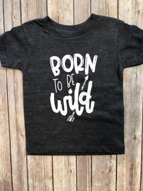 Born to be Wild...